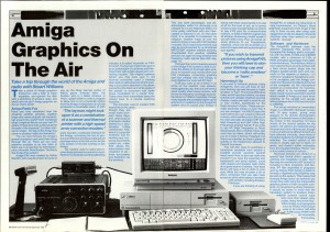 From Amiga User International Vol 3, issue 9, 1989