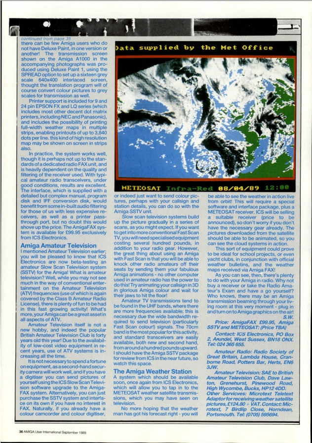 Amiga User International Vol 3, issue 9, September 1989