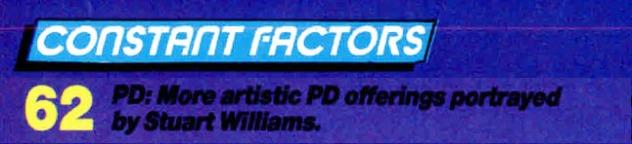 Constant Factors PD