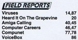 Field Reports July 1988